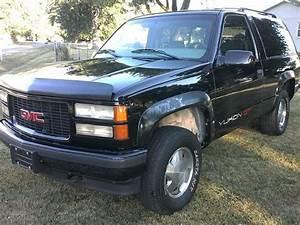 Sell Used 1995 Gmc Yukon Gt 2