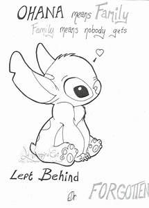 Paw Print Stitch Disney