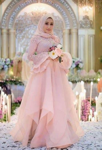 model kebaya muslim pengantin  model baju muslimah