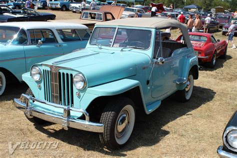 1948 willys jeepster picture of 1948 willys jeepster phaeton