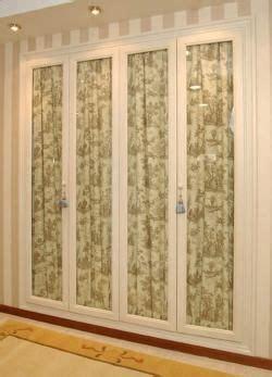 puertas cristal entero  tela interiores de armarios armarios empotrados puertas armarios