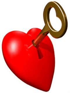love unlock  heart animated