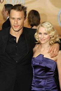 heath ledger & naomi watts | Married Divorced Dating Old ...