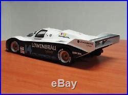 The item porsche 962 c 1986 1/12 big scale. Porsche 962 C 1986 1/12 Big Scale Resin Model Kit