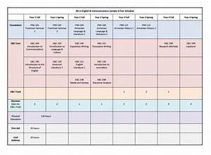 Ba In English  U0026 Communications Sample Four