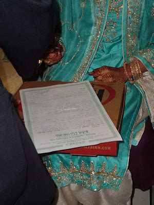 rahenas blog nikah  purely islamic official wedding