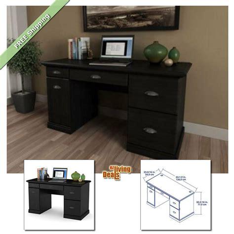 computer desks for computer desk with storage wood drawers table laptop desks