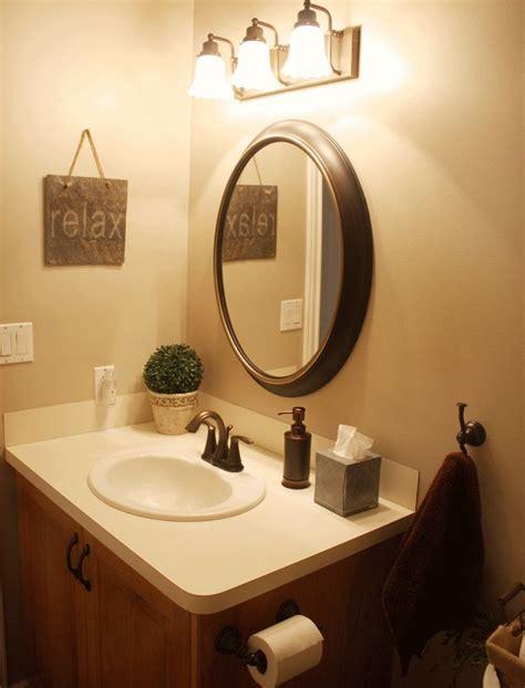 oval bathroom mirrors oil rubbed bronze oval mirror