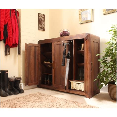 Large Shoe Storage Cabinet Furniture by Shiro Shoe Cupboard Cabinet Large Hallway Storage Unit