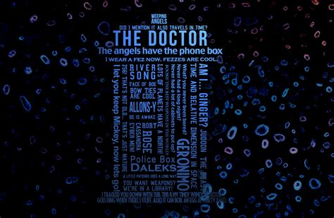 Doctor Who, The Doctor, TARDIS, Time Travel, Humor, Quote
