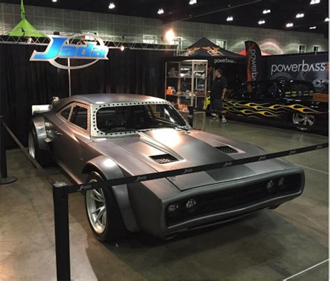 Vin Diesel Fast And Furious Car by Vin Diesel S Dodge Charger For Fast 8 Sounds