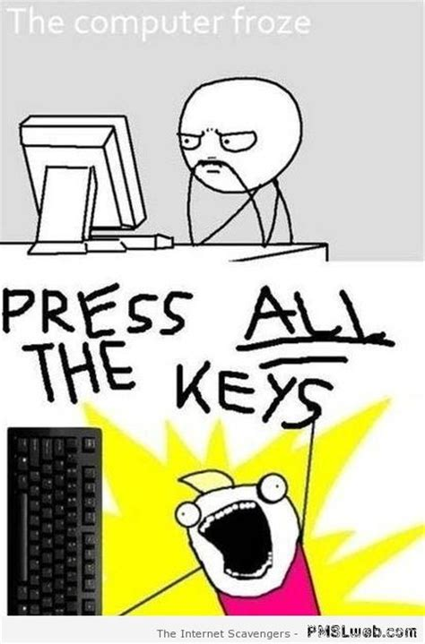 Computer Meme - a funny computer and internet dedicated picture collection pmslweb
