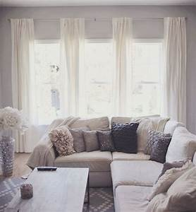 25 best ideas about 3 window curtains on pinterest window With drapery designs for living room