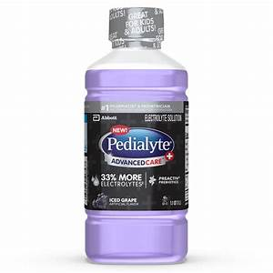 Pedialyte Advancedcare  Electrolyte Drink With 33  More