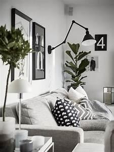 Deco Noir Et Blanc : une maison familiale en noir et blanc planete deco a ~ Melissatoandfro.com Idées de Décoration
