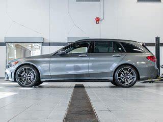 It has three body styles: Kelowna Mercedes-Benz | New 2020 Mercedes-Benz C43 AMG 4MATIC Wagon for sale - $83,925