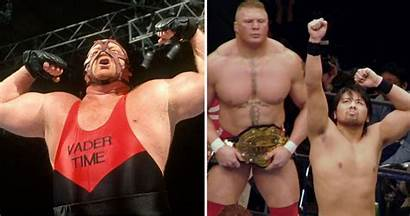 Heavyweight Iwgp Wrestlers Know Were Champions Wrestling