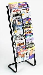 Floor Standing Paper Display Rack | (20) Pockets