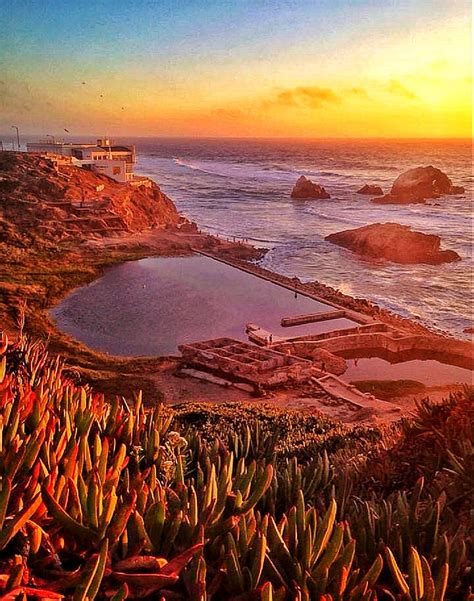 cliff house sunset outdoor photographer
