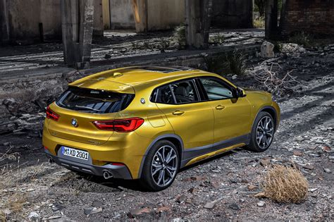 Bmw X2 Picture by Bmw X2 Suv New Crossover The Cool X Revealed