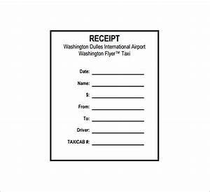 Taxi receipt template 13 free sample example format for Limo receipt template