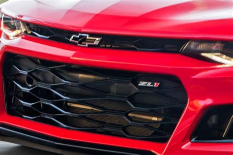 2018 Chevrolet Camaro Zl1 Airbags Deploy At 19 Mph