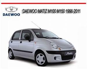 Daewoo Matiz M100 M150 1998
