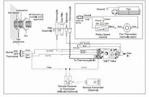 6 Best Images Of Electric Fireplace Wiring Diagram Gas