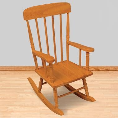 kidkraft spindle rocking chair honey free shipping
