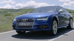 Audi S7 Sportback : audi s7 sportback 2015 first driving youtube ~ Medecine-chirurgie-esthetiques.com Avis de Voitures