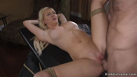 Saved From Jail Blonde Bdsm Fucked Charles Dera Paisley