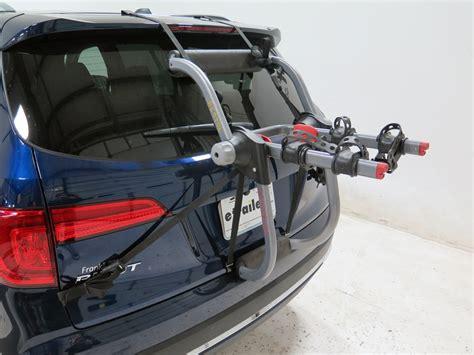 Honda fit 2010, passage trunk mount bike rack by thule®. 2016 Honda Pilot Yakima KingJoe Pro 2 Bike Rack - Folding ...