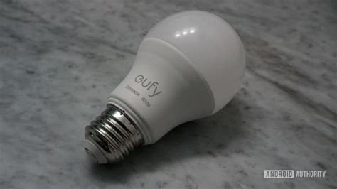 eufy lumos smart bulbs review tunable and dimmable smart lighting