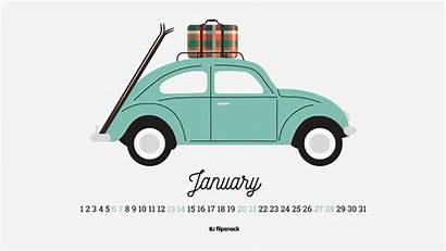 January Desktop Calendar Wallpapers Background Spring Backgrounds