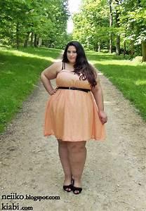 my top plus sized bloggers neiiko blogger neiikofr ootd With robe soirée kiabi