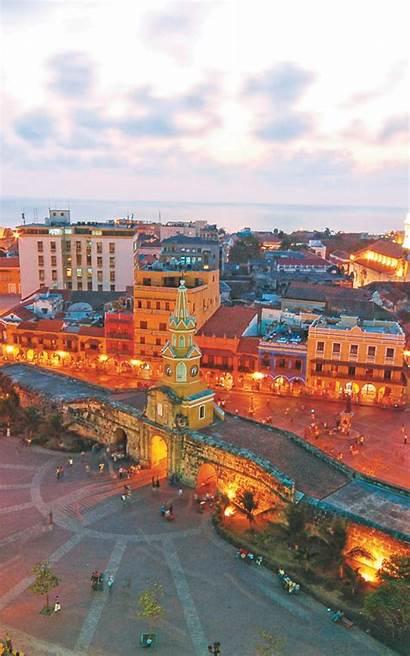 Colombia Cartagena Wallpapers Desktop Tourism Yo Tablet