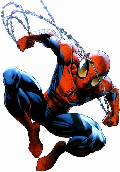 Spiderman Comic Spider Ultimate Comics Marvel Parker