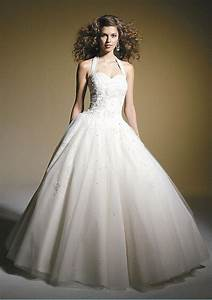 Halter ball gown wedding dresses wedding and bridal for Halter ball gown wedding dresses