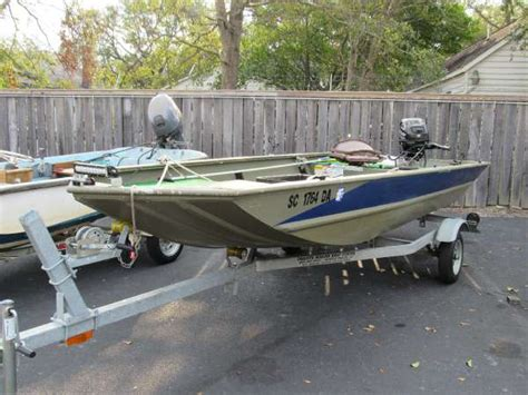 1648 Jon Boat For Sale by Tracker Grizzly 1648 Jon Boats For Sale