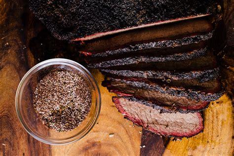 smoked brisket rub char broil