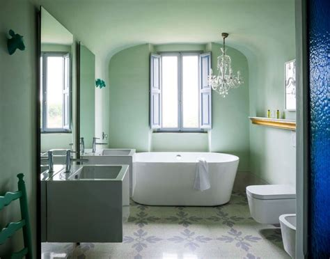 Spa Green Bathroom by Bathroom Color Schemes To Explore This