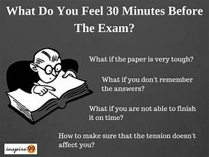 exams, last min... Preparing Exam Quotes