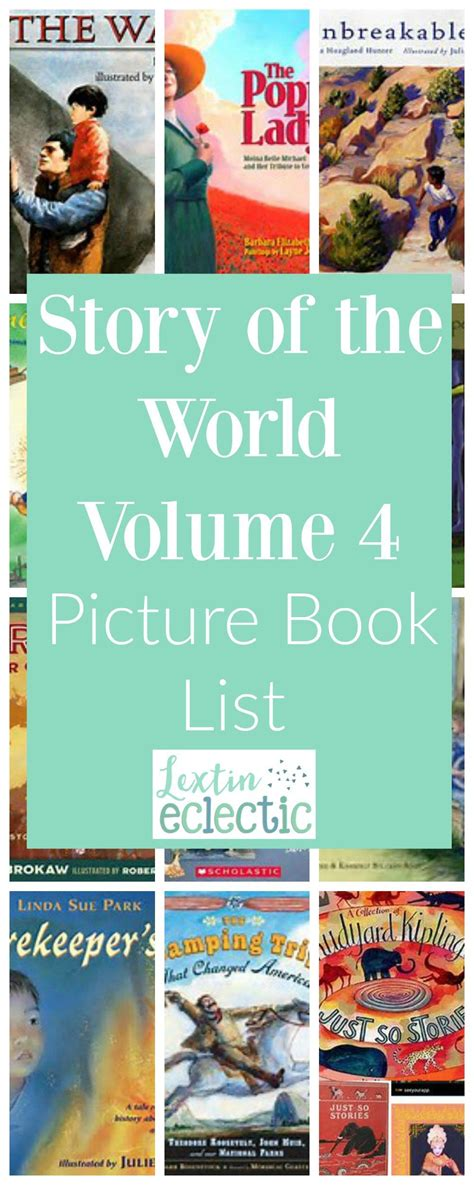 Story of the World Volume 4 Book List World history