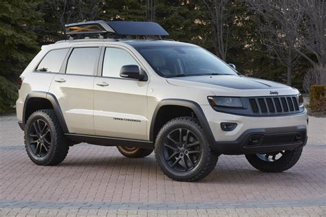 jeep grand cherokee modified check out the jeep grand cherokee ecodiesel trail warrior