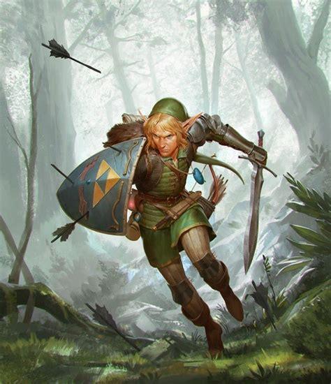 20 Eerily Realistic Legend Of Zelda Characters Page 2