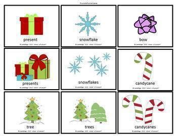 Where Is Rudolph? Christmas Prepositions, Categories, & Verbs By Speech Sprouts