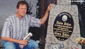 "Hitler, Adolf ""Adi"" - WW2 Gravestone"