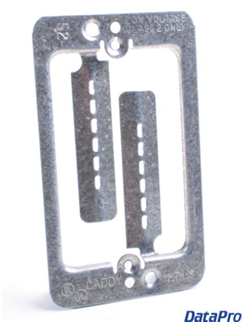 wall plate caddy fastener datapro