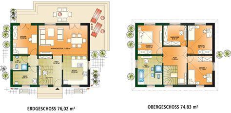 Moderne Häuser Und Grundrisse by Modernes Haus Grundriss Modernes Fertighaus Baufritz