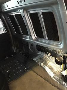 Vw Caddy Full Soundproofing Kit